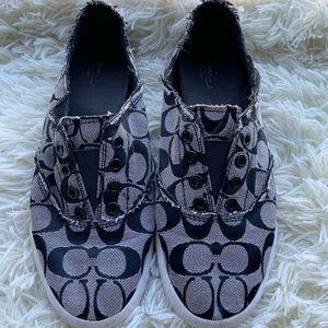 Coach Katie Signature Shoes